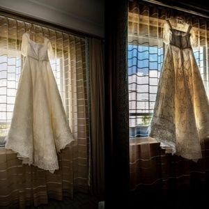 Harry Robles (Puerto Rico Designer) Wedding Dress